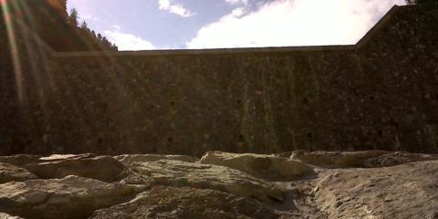 Briglia su Rio Pirgler Pontebba