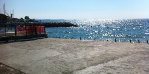 caldana gettata 1 Trieste