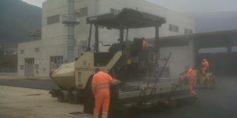 Impianto a biomassa SERVEL MERA Sutrio