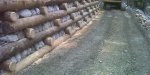 Opere in legname e pietrame Rio Souris 2