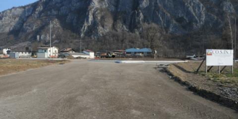 Rotatoria Villa Santina